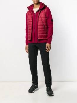 CP Company - hooded padded vest MOW699A665050M955959