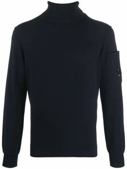 CP Company - lens detail turtle neck sweater MKN936A665508A955090
