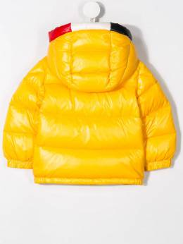 Moncler Kids - hooded padded jacket 50666895695595635000