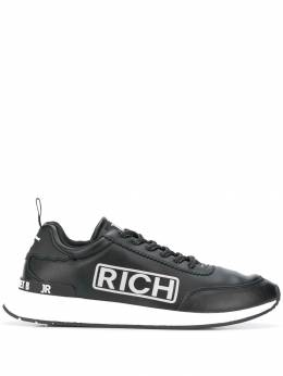 John Richmond - side logo sneakers BCV95595965000000000