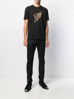 John Richmond - sequin-embellished T-shirt 99038TS9559538500000