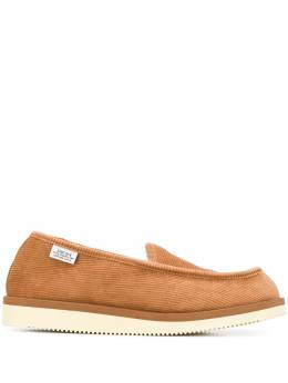 Suicoke - ribbed style loafers 65COMAB9556955800000