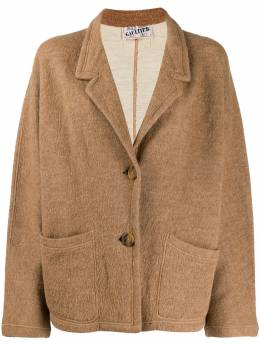 Jean Paul Gaultier Pre-Owned - 1990s relaxed blazer AU056D95566086000000