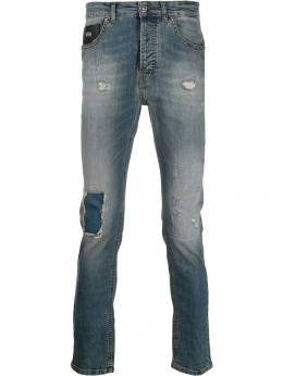 John Richmond - acid wash skinny jeans 99633JE9559536800000