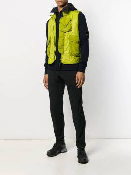 CP Company - quilted effect vest MOW989A660536M955959