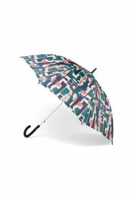 Зонт HERSCHEL Single Stage Umbrella Abstract Block/Mineral Red Herschel 828432294428