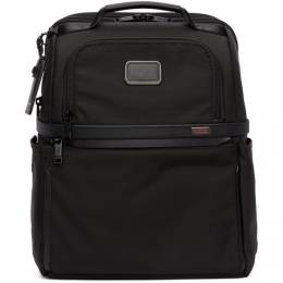 Tumi Black Alpha 3 Slim Solutions Brief Pack® Backpack Tumi 192147M16600401GB