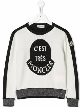 Moncler Kids - C'est Tres sweater 3365A960995593983000