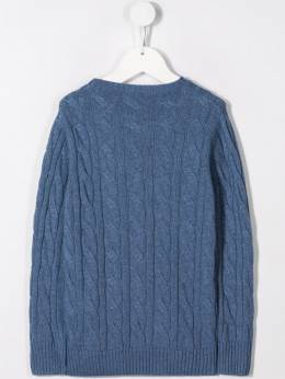 Siola - cable knit jumper 9M955363390000000000