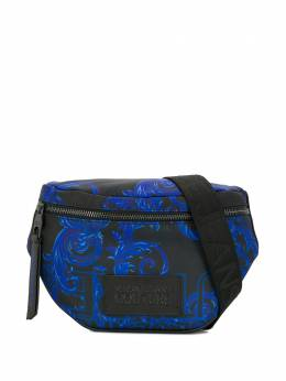 Versace Jeans Couture - leather look pattern belt bag UBBA0390959556593900