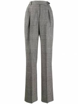 Ermanno Scervino - plaid high-waist trousers 6P369UKC955695660000