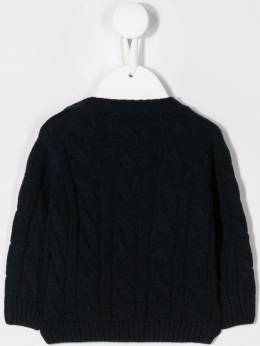 Siola - cable knit jumper 9M955360580000000000