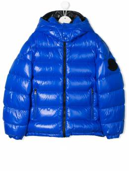 Moncler Kids - TEEN reversible padded coat 95656895695536950000