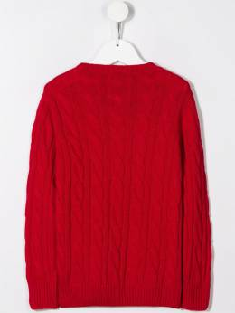 Siola - cable knit jumper 9M955363600000000000