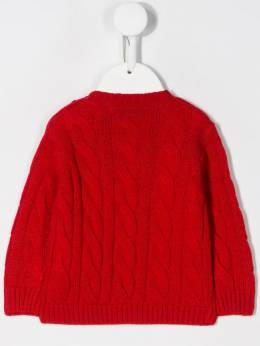 Siola - cable knit jumper 9M955360300000000000