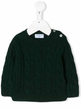 Siola - cable knit jumper 9M955369360000000000