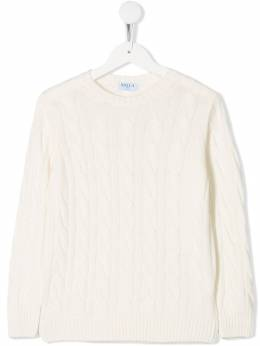 Siola - cable knit jumper 9M955363680000000000