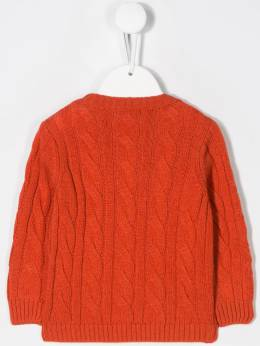 Siola - cable knit jumper 9M955369890000000000