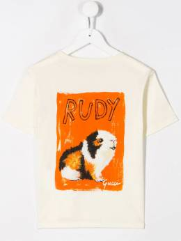 Gucci Kids - Paul and Rudy print T-shirt 999XJBKA955963080000