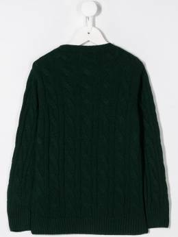 Siola - cable knit jumper 9M955360560000000000