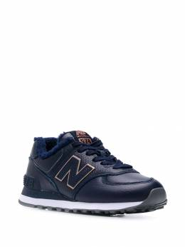 New Balance - WL574v2 low-top sneakers 35V09556683900000000