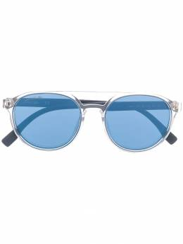 Lacoste - L881S round tinted sunglasses 9S955966350000000000