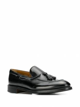 Doucal's - tassel detail loafers 606MILAUF96695505563