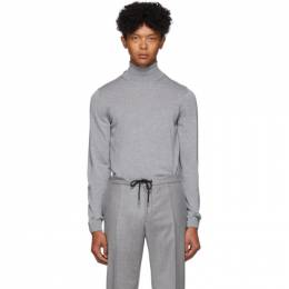 Boss Grey Musso-P Turtleneck 192085M20500606GB
