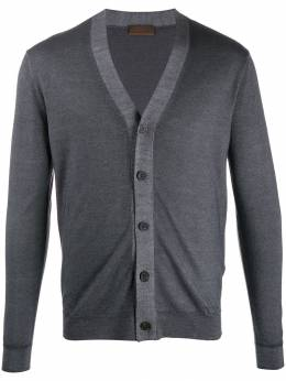 Altea - knitted slim fit cardigan 96589553503900000000