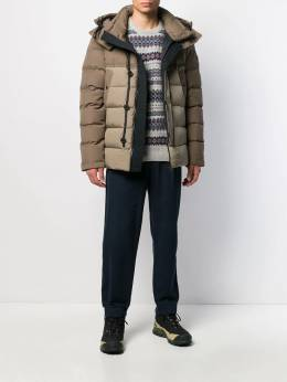 Peuterey - quilted down jacket 35666999956895505353