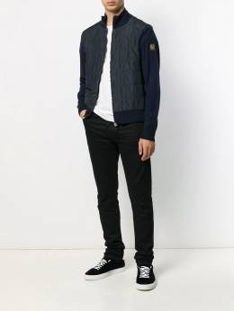 Belstaff - Kerby zip-up cardigan 66936K63A66399555555