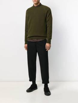 PS Paul Smith - cable knit jumper 555TA063033695536636