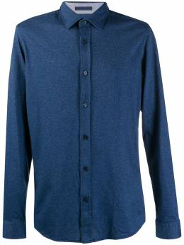 Boss Hugo Boss - long-sleeve fitted shirt 96835960990336995599