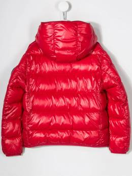 Save The Duck Kids - hooded padded jacket 08BLUCK9955539590000