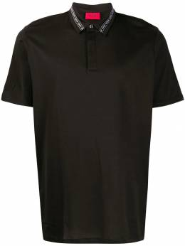 Boss Hugo Boss - logo tape polo shirt 96833955305680000000