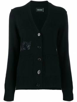Zadig&Voltaire - Floccy cardigan B0569F95663389000000