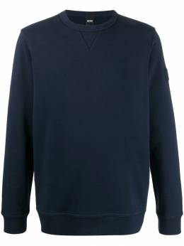 Boss Hugo Boss - relaxed-fit crew neck sweatshirt 60390955055660000000