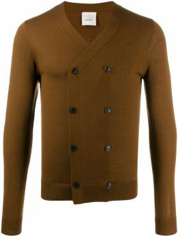 Leqarant - double breasted cardigan 099A9555563900000000