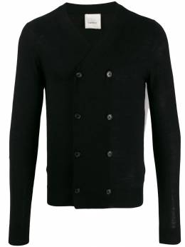 Leqarant - double breasted cardigan 099A9555563600000000