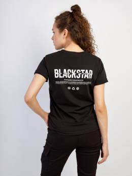 Футболка BLACKWOOD LOGO Black Star