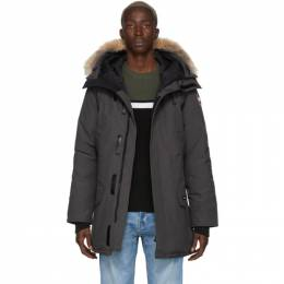 Canada Goose Grey Down Langford Parka 2062M