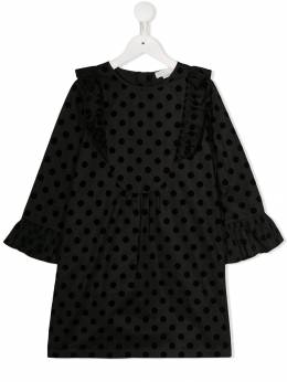 Stella Mccartney Kids платье в горох 566842SNK21