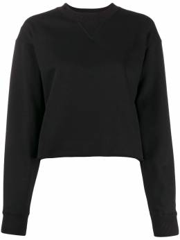 Calvin Klein Jeans - cropped loose fit sweater J0995999558699800000