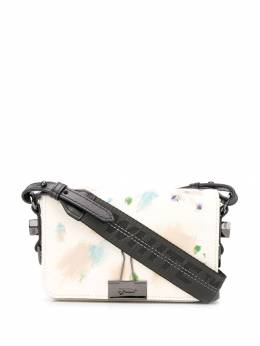 Off-White - abstract print cross body bag A638G99D996369559589