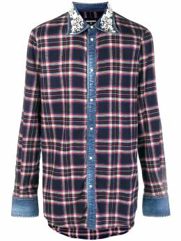 Dsquared2 - checked button shirt DM6036S5905993936959