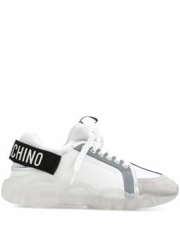 Moschino - logo patch chunky sneakers 5993G98MR09559963600