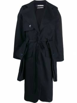 Jacquemus - пальто Le Manteau Bagli CO633639695583956000
