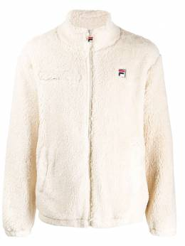 Fila - faux fur bomber jacket 56695589005000000000