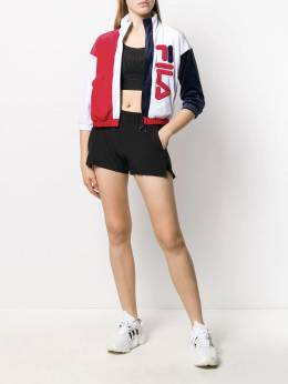 Fila - cropped zipped logo sweater 66395589063000000000