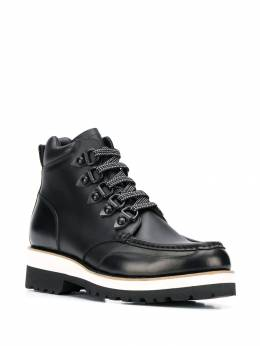 Dsquared2 - platform hiking style boots 66586956900695596998